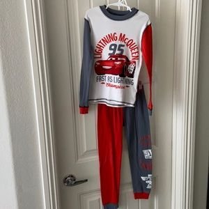 Boys Disney Cars Pajama Set